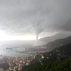 Maltempo regione per regione: trombe d'aria e paura in Puglia, Campania e Calabria. Piogge da Nord a Sud