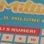 Million Day, i numeri vincenti di mercoledì 22 gennaio 2020