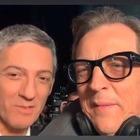 Sanremo 2020, Fiorello e Gabriele Muccino al lavoro per la grande sorpresa del Festival