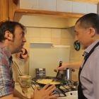 Risotto allo zafferano con gamberi e limone: la ricetta di Gaetano per il Messaggero