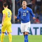 Bernardeschi: «Grande Italia, spiace non aver vinto»