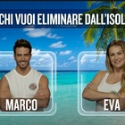 Isola dei Famosi, i nominati della prima puntata sono Eva Henger e Marco Ferri