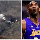 Kobe Bryant, com'è caduto l'elicottero: forse colpa della nebbia. «Strani rumori dal motore»