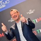 Sanremo 2020, Amadeus a Leggo: «Fai Rumore e Viceversa. Così ho sempre sognato il mio Festival»