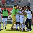 Il Verona supera il Cittadella. Avanzano Palermo e Pescara