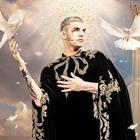 Sanremo 2020, Achille Lauro si spoglia come San Francesco