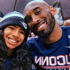La figlia Gianna Maria era già una star del basket