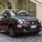Fiat 500 Collezione, elegante e raffinata. Sfila l'ultima creazione nata dalla partnership con L'Uomo Vogue