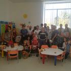 Inaugurato l'asilo nido D'Aragona  atteso da tre anni a Piscinola