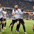 Sampdoria-Inter 0-1: risolve Brozovic al 94', espulso Spalletti