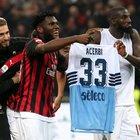 Bakayoko-Kessie, il Milan patteggia la multa, la Figc dice di si