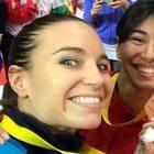 Sara Cardin: «Con il karate ho sconfitto la bulimia e conquistato il mondo»