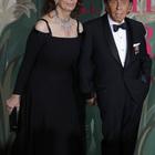 Sofia Loren premia Valentino ai Green Carpet Fashion Awards di Milano