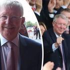 Ferguson, ritorno a Old Trafford dopo la convalescenza: l'ovazione a Sir Alex