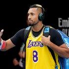Australian Open, Kyrgios e Gauff ricordano Kobe Bryant