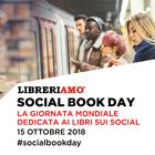 Torna il Social Book Day, tutti uniti nella rete per promuovere la lettura
