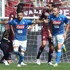 Torino-Napoli 1-3: Insigne show