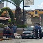 Pagani, colpi d'arma da fuoco contro un'auto davanti al ristorante