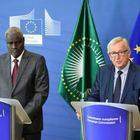 Juncker: Ue sarà attenta al rispetto dei diritti degli africani in Italia