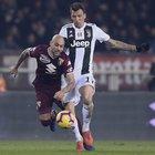 Juventus-Torino anticipata a venerdì 3 maggio