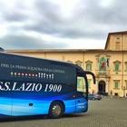 Lazio, giocatori in visita al Quirinale dal presidente Mattarella