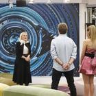 Stasera in tv 14 febbraio, GF Vip: Eleonora Giorgi entra nella casa, ecco perché