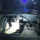 Fiat Uno distrutta da bomba carta, giovane denunciato nel Sannio