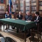 Perugia, chiusa la polemica Palasport: Barton restaura il busto di Evangelisti e finanzia una targa in suo onore