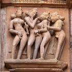 India erotica: alla scoperta dei templi sacri di Khajuraho che raccontano il kamasutra