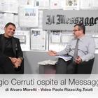 Sergio Cerruti, un dj a capo dell'Associazione Fonografici