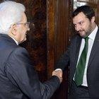 Salvini: «Savona? Nessun veto su chi difende gli italiani»
