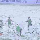 Bufera a Torino, Juve-Atalanta rinviata