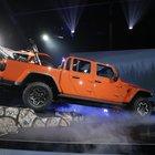 Gladiator mostra i muscoli: Jeep show, torna il pick-up. Il nuovo modello allarga la gamma