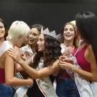 Miss Italia, la festa delle reginette dopo l'incoronazione Video