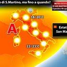 Meteo, ondata di caldo anomala. Sull'Italia sta tornando l'estate Previsioni