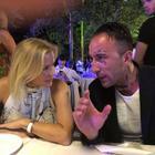 Simone Coccia Colaiuta, cena con Brooke di Beautiful. E la Pezzopane?