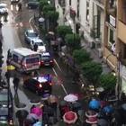 Due sparatorie in pieno centro a Nocera: un ferito e un fermo