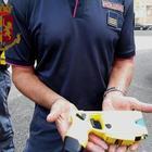 Taser, il primo arrestato in Italia è un senegalese