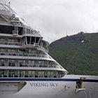 La Viking Sky gioiello Fincantieri (che non fornisce i motori)