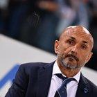 Inter, Spalletti nella sede dell'Inter per la firma del rinnovo