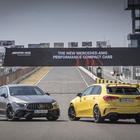 Mercedes-AMG A45 e CLA 45. Le compatte più cattive di sempre
