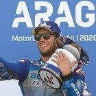 GP Aragon, vince la Suzuki di Rins 8° vincitore diverso del 2020. Mir nuovo leader della classifica mondiale