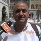 Video Vigili del Fuoco, protesta a Montecitorio