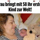 Prova da 24 anni ad avere un bambino, poi diventa madre a 58 anni senza fecondazione assistita: «Un miracolo»