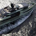La rivoluzione di Arcadia conquista Cannes. In arrivo un super yacht in acciaio di 47 metri