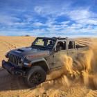 """Gladiator Mojave, prima Jeep Desert Rated. """"Certificata"""" per superare le zone sabbiose e desertiche"""
