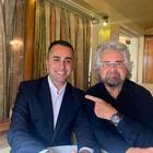 M5s, l'incontro fra Di Maio e Grillo: «Siamo d'accordo su tutto»