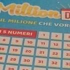 Million Day, i numeri vincenti di mercoledì 19 febbraio 2020