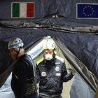 Coronavirus, Piemonte: tende installate al pronto soccorso