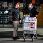 Coronavirus, assalto ai supermercati di Milano